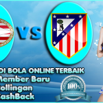 Data Prediksi PSV Eindhoven vs Atletico Madrid 25 Februari 2016