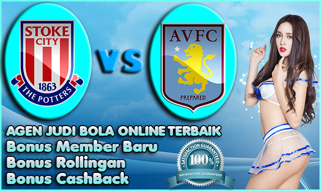 Data Prediksi Stoke City vs Aston Villa 27 Februari 2016