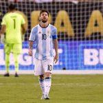 Lionel Messi Memutuskan Untuk Pensiun dari Timnas Argentina
