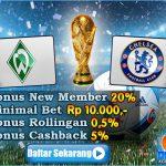 Prediksi Werder Bremen Vs Chelsea 7 Agustus 2016