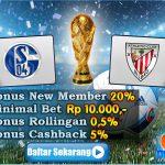 Prediksi Schalke 04 Vs Athletic Bilbao  14 Agustus 2016