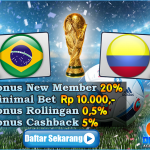 Prediksi Brazil vs Colombia 7 September 2016