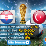 Prediksi Croatia vs Turkey 6 September 2016