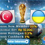 Prediksi Turki vs Ukraina 7 Oktober 2016